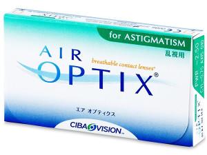 Air Optix for Astigmatism leće (6 komada sociva)