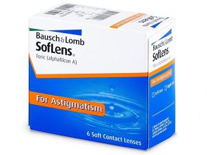 SofLens Toric leće (6 komada sociva) za Astigmatizam
