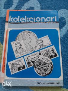 Casopis kolekcionar 1975