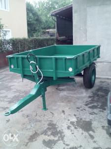 Traktorska prikolica IMT deutz case john deere