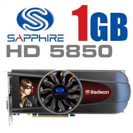 Sapphire HD5850 1GB GDDR5 HD 5850