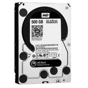 HDD Western Digital 500GB (3509)