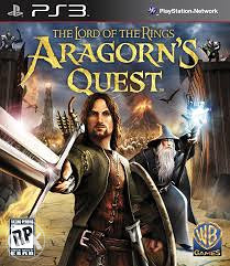 PS3 Aragorns Quest Lords of rings 062/528-598