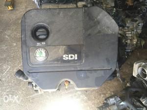 Motor skoda fabija 1.9sdi