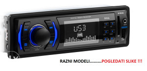 AUTO RADIO MP3 PLAYER FM USB SD CART AUX IN
