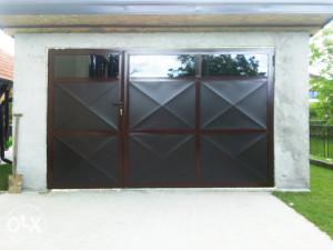 Garažna metalna vrata