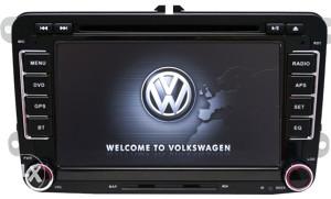 Navigacija VW Golf 5 6, Passat 6 7 CC, Touran, Tiguan