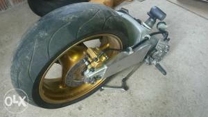 Zadnji ram zadnja feluga Honda CBR 900 929 rr