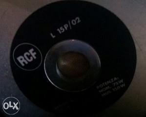 ZVUCNICI rcf 15INCA !!!HITN0!! 150w