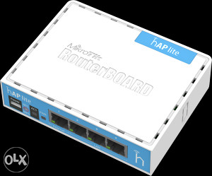 MikroTik RouterBOARD RB941-2nD, hAP-Lite