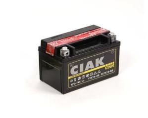 Akumulator Moto CIAK Starter 12V- 7Ah L / YTX7A-BS