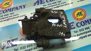 Zadnja klijesta cilindar Laguna 3 2011g desni AE 140