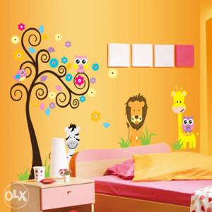 Zidna dekorativna naljepnica za zid 21