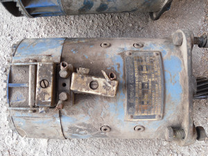 istosmjerni elektro motor