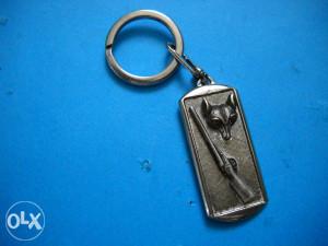 Privjesak za ključeve - lovački