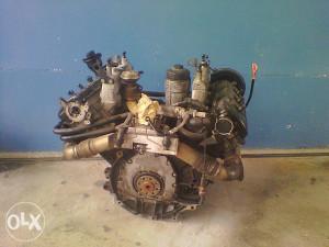 WV Pasat, Audi 25TDI - Motor