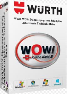 Program Wurth wow Autodijagnostika Delphi Autocom