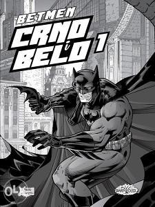 Betmen - Crno i belo 1 (Darkwood)
