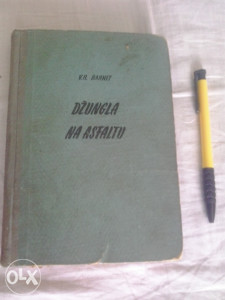 V.R. Barnet - Dzungla na asfaltu