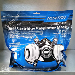 Zaštitna maska sa dva filtera DUAL NORTON
