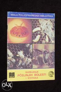 Suzbijanje pčelinjih bolesti i štetnika