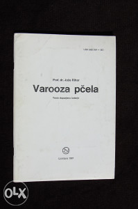 Varooza pčela - Prof. dr Jože Rihar