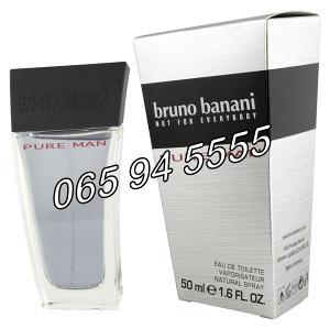 BRUNO BANANI Pure Man 50ml TESTER