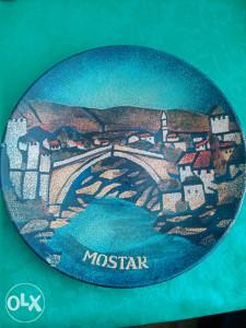 Mostar suvenir - ručni rad