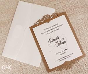 Pozivnice za vjenčanje - pozivnica 70186