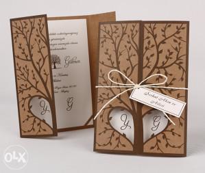 Pozivnice za vjenčanje - pozivnica 70146