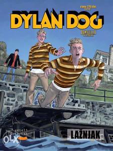 Dylan Dog 108 - Lažnjak (VČ, GLANC)