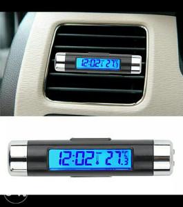 Auto LED termometar