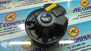 Motoric ventilator grijanja VW Touran 07g  AE 464