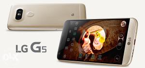 LG G5 GOLD/ZLATNI *NOVO-ZAPAKIRANO-SVE MREŽE*