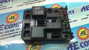 BSI el Peugeot 307 2.0 HDI 03g 9651196980OR AE 439