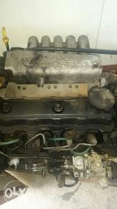 VW T4 2.4 motor dijelovi