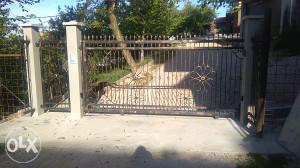 Kovane ograde-kovana ograda,kovane kapije,gelenderi