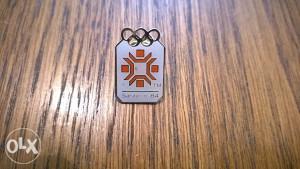 Olimpijska znacka ZOI - Sarajevo 84
