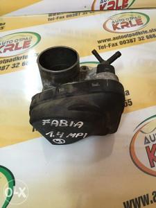 Difuzor klapna gasa Fabia 1.4 b MPI 047133062 KRLE