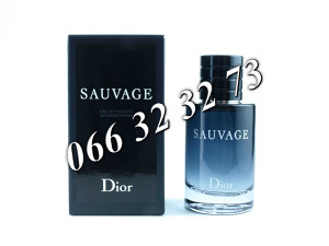 Christian Dior Sauvage 100ml Tester ... M 100 ml