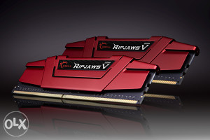 GSKILL 16GB (2x8) Ripjaws V DDR4 3600MHz  Novo!!!