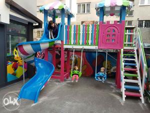 Vanjske igraonice za djecu