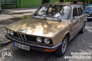 BMW 520 e12 oldtimer