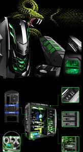 GAMER VIPER GX II GTX970: i5 SKYLAKE 6600
