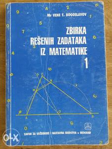 Zbrika rešenih zadataka iz matematike