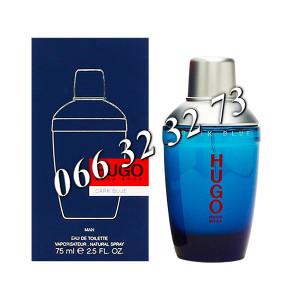 Hugo Boss Dark Blue 125ml Tester ... M 125 ml