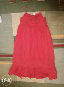 Zara ljetna haljina,broj 152.11-12godina.NOVA!
