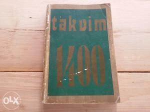 Knjiga Takvim iz 1979 godine