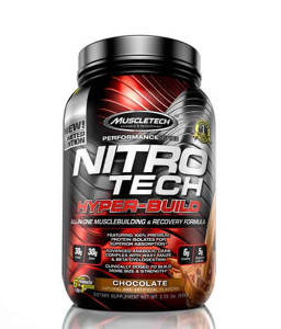 MUSCLETECH NITRO-TECH HYPER-BUILD