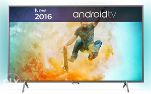 """PHILIPS TV LED 43"""" 43PUS6401/12 4K Android TV"""